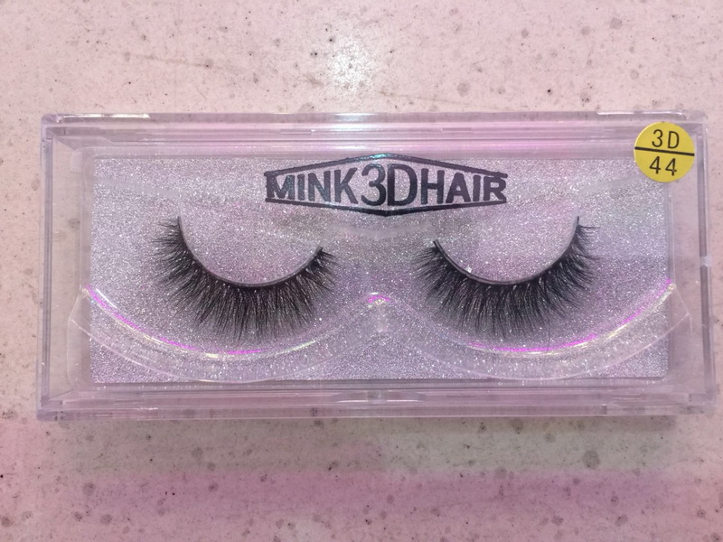 FedEx Free Shipping Factory Wholesale 3D Mink Eyelashes 10 Pairs No.44 Luxury Brand Shine Beauty Hair Company