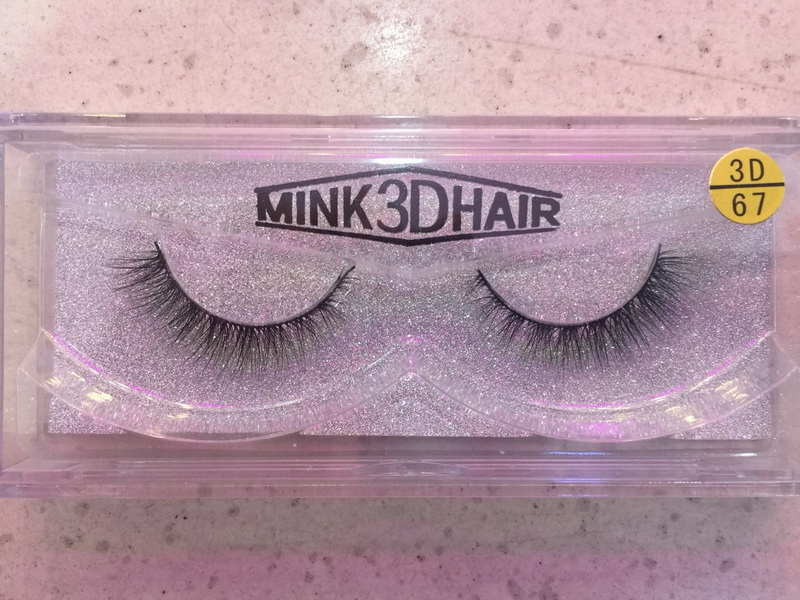 Shine Beauty Hair Company Factory Wholesale 3D Mink Eyelashes 10 Pairs No.67 Free Shipping